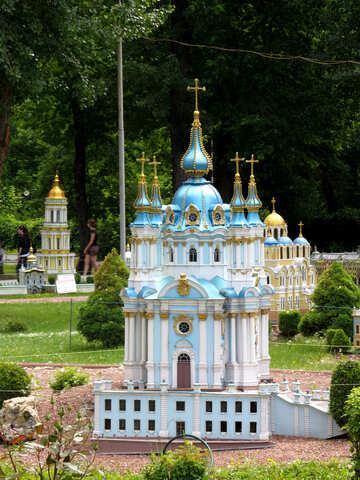 St. Andrew`s Church in Kiev №49718