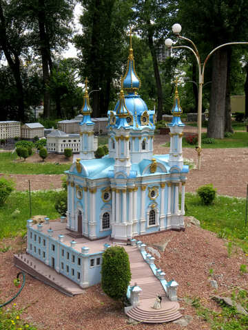 St. Andrew`s Church in Kiev №49721
