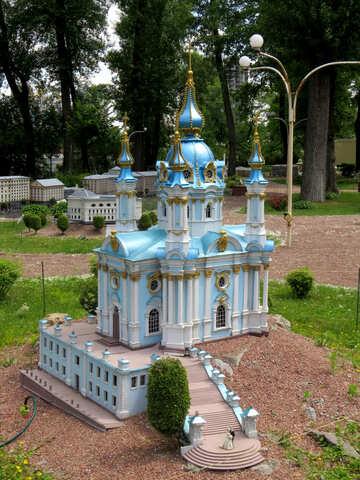 St.-Andreas-Kirche in Kiew №49721
