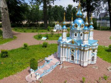 St. Andrew`s Church in Kiev №49723