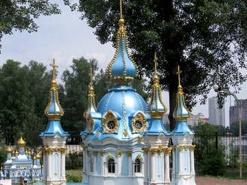 St. Andrew`s Church in Kiev №49724