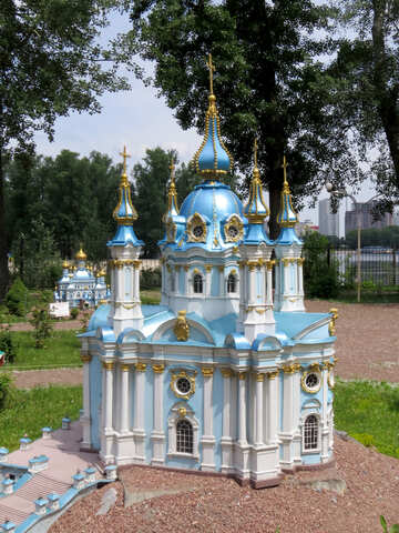 St.-Andreas-Kirche in Kiew №49725