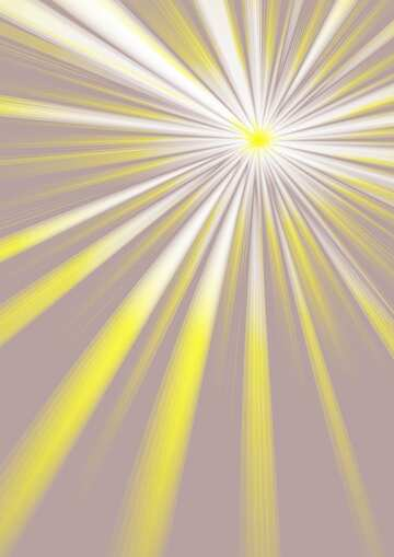 Rays of sunlight №49660
