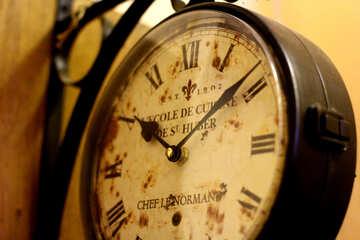 Wall Clock vintage №49401