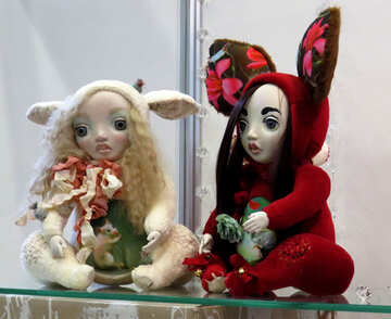 decorative dolls №49036