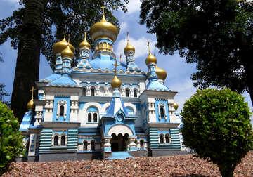 St. Michael`s Golden-Domed Monastery in Kiev №49735