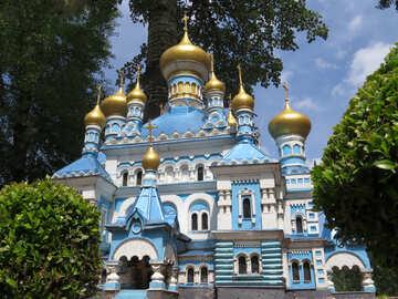 St. Michael`s Golden-Domed Monastery in Kiev №49737