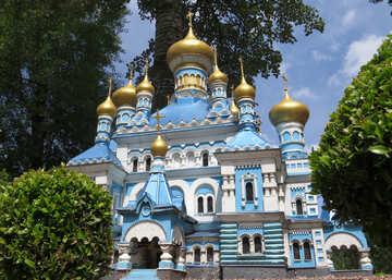 St. Michael`s Golden-Domed Monastery in Kiev №49738