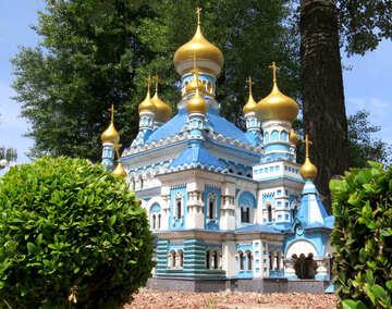 St. Michael`s Golden-Domed Monastery in Kiev №49739