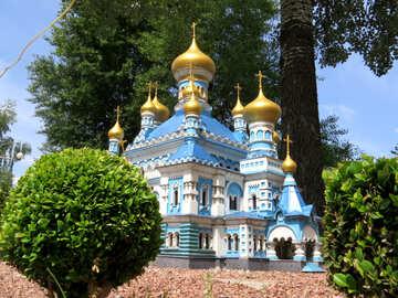 St. Michael`s Golden-Domed Monastery in Kiev №49740