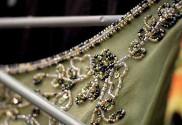 Jwelery beads flowers №49116
