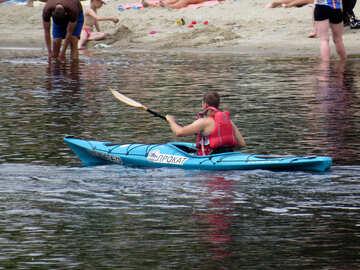Kayak for walks №49913
