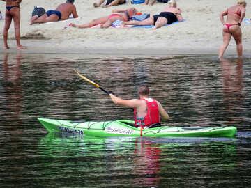 Kayaking №49910