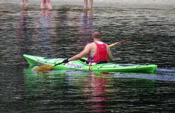 Kayaking №49911