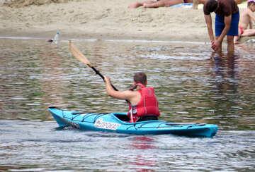 Kayaking №49914