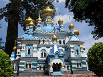 St. Michael`s Golden-Domed Monastery in Kiev №49736