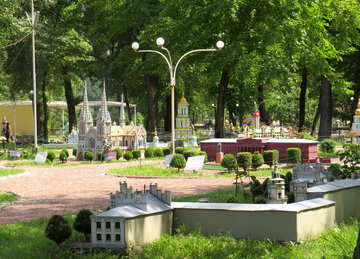 Kiev in miniature №49897