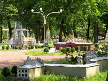 Kiev in miniature №49898