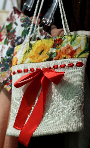 Knitting bag №49172
