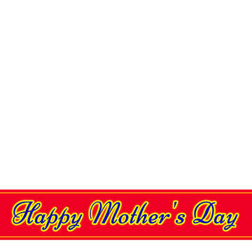 Lettering Happy Mother`s Day