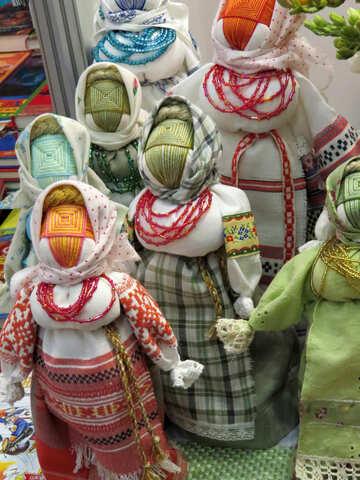 hand made dolls №49088