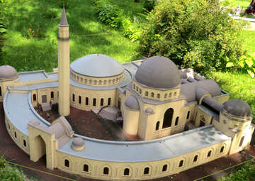 Mosque layout №49900