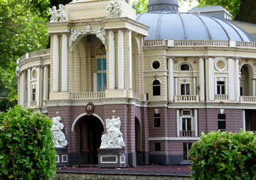 Odessa Opera and Ballet Theater №49835