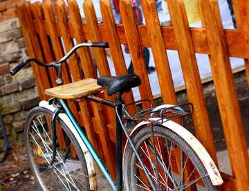 Simple bicycle №49443