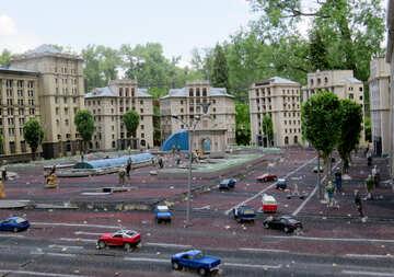 Independence Square in Kiev №49760