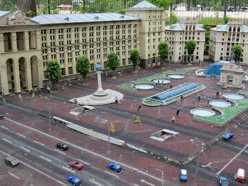 Independence Square in Kiev №49761