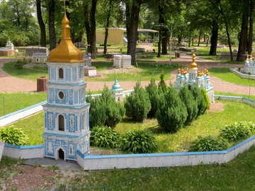 St. Sophia Cathedral St. Sophia Cathedral in Kiev №49754