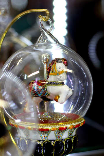 Beautiful decoration for Christmas №49549