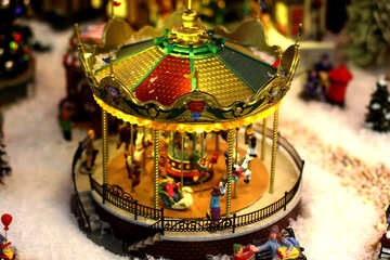 Carousel from a fairy tale №49593