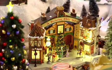 Christmas Village №49591