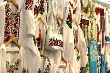 Ukrainian embroidery №49114