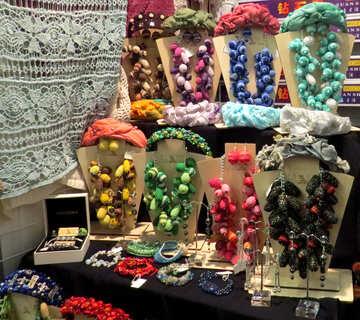 wreaths necklaces №49086