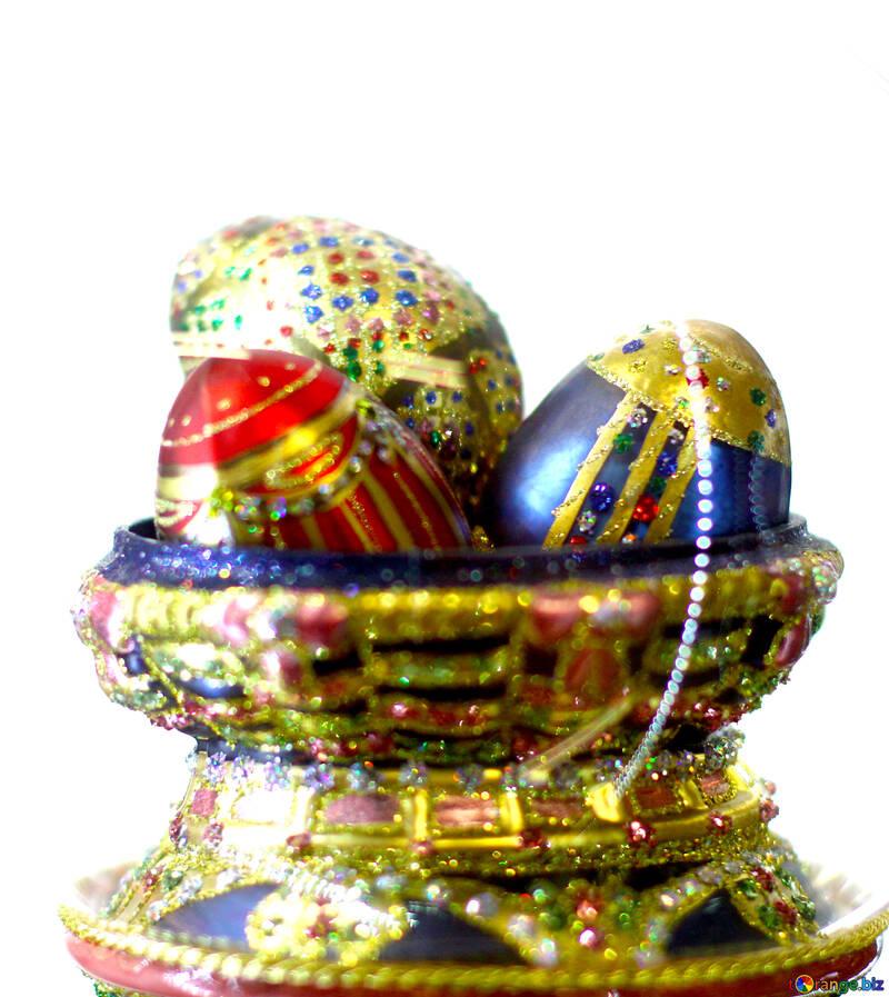Dekorative Eier №49552
