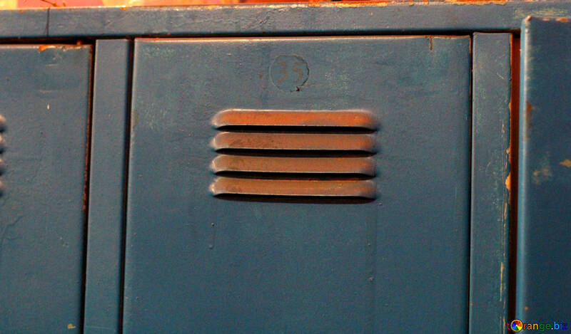 Industrial locker for clothes №49461