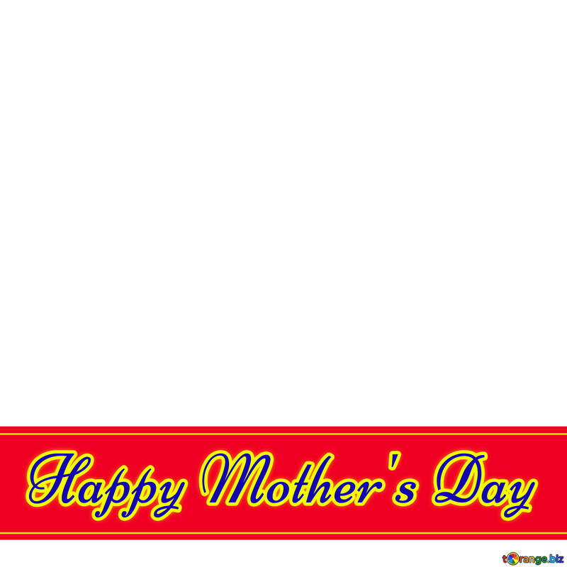 Lettering Happy Mother`s Day №49670