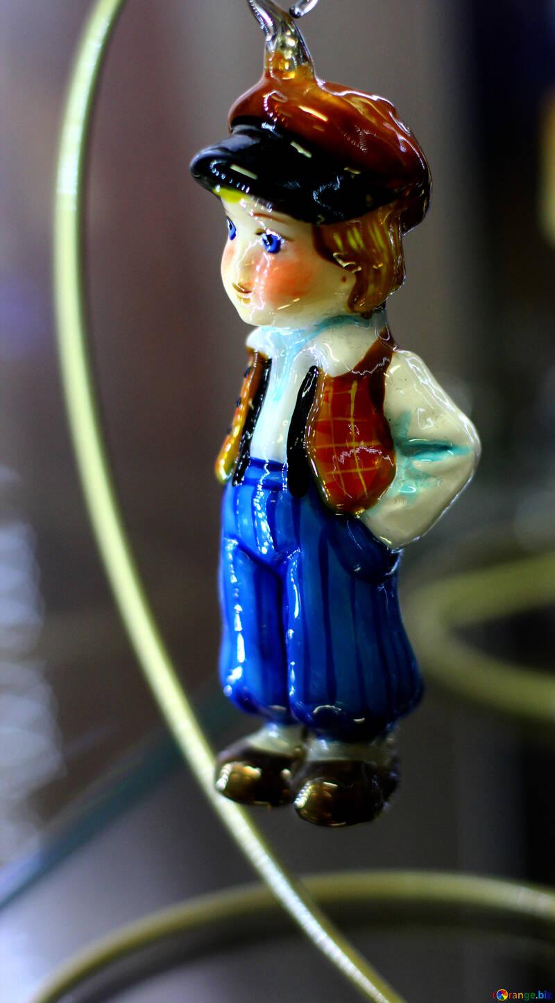Fairytale boy decor for the new year №49544