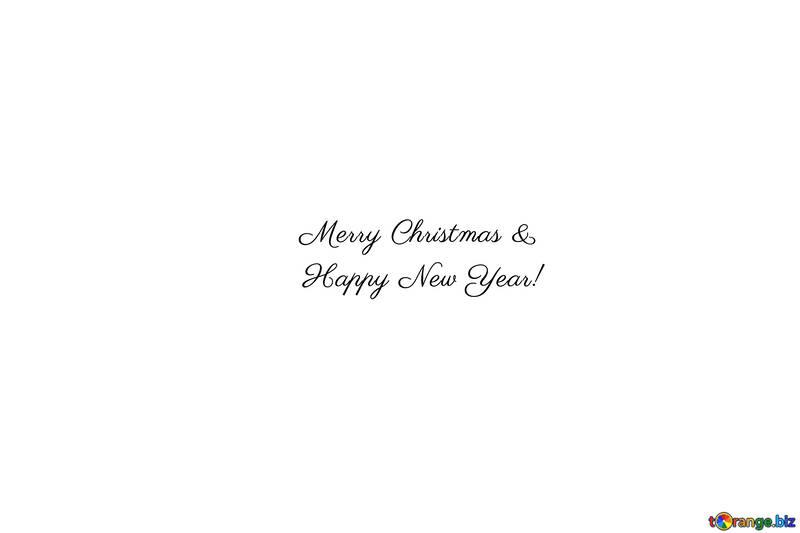 Bella Scritta Buon Natale E Felice Anno Nuovo 49656