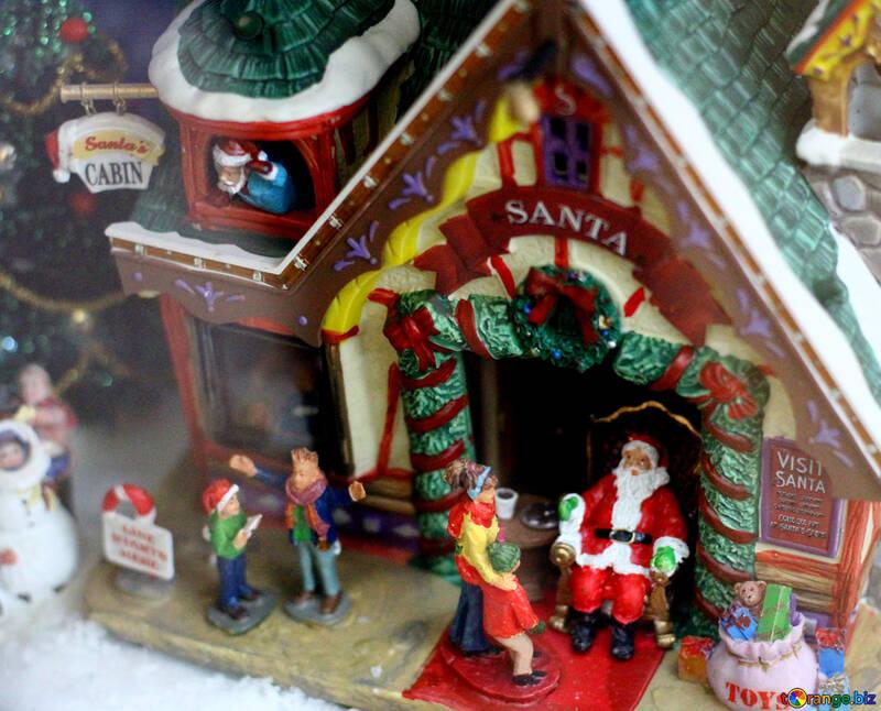 Santa Claus house №49600