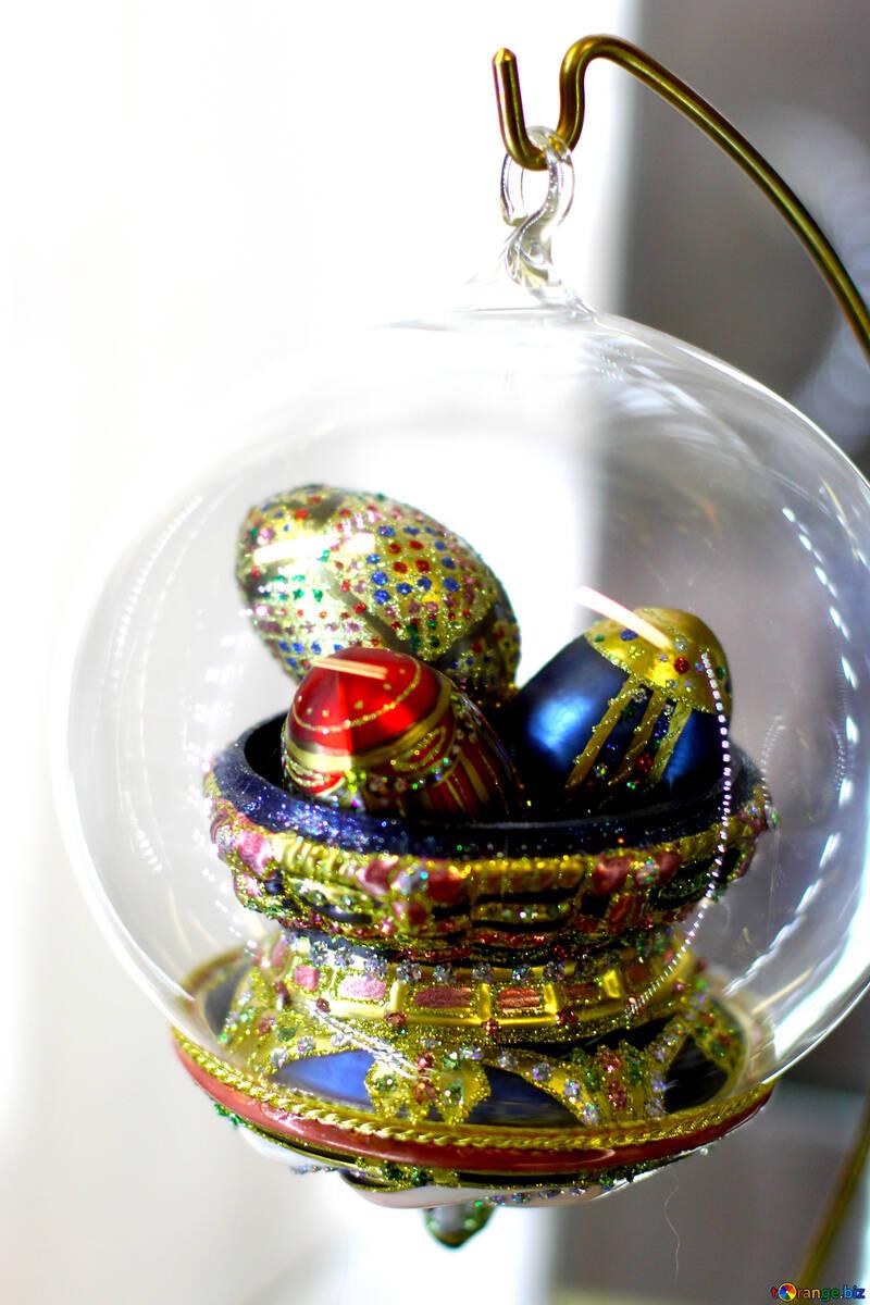 Dekorative Eier №49551