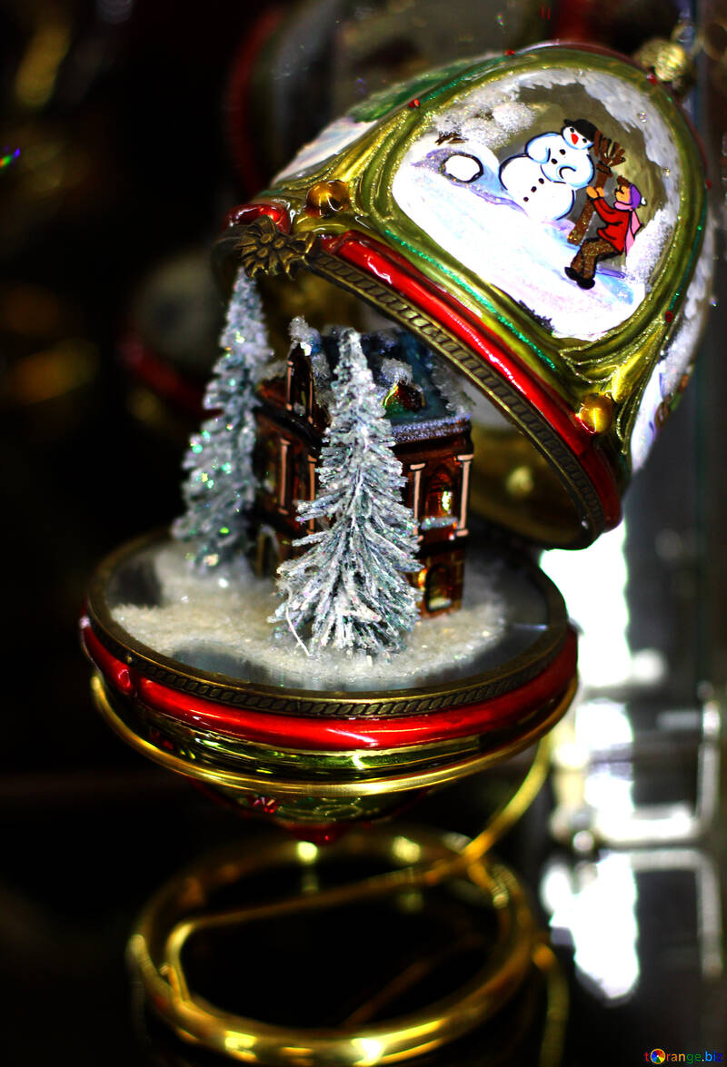 Exclusive Christmas decorations №49559