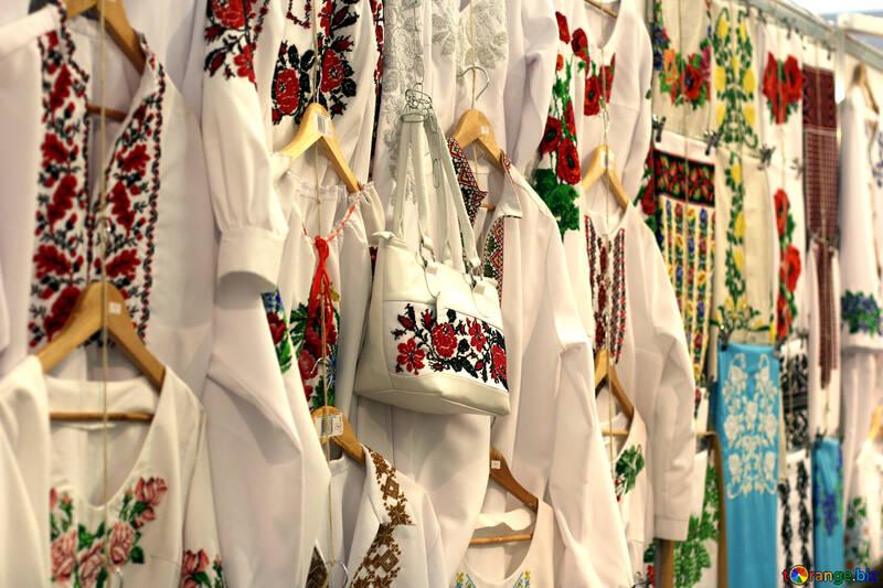 Ukrainian embroidery №49114