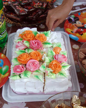 Cake №5853
