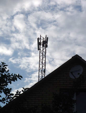 Cell tower №5834