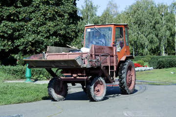 Tractor №5625