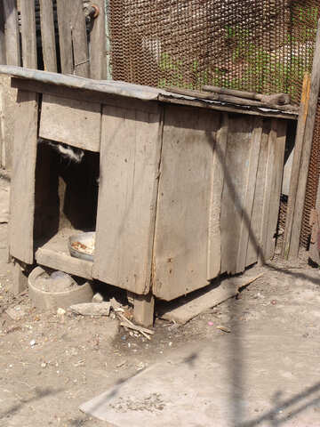 For dog kennel №5412