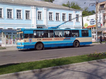 Trolleybus in Tiraspol №5379